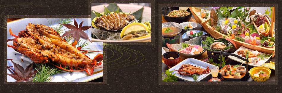 季節の料理イメージ